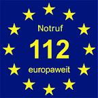 Notruf 112 europaweit